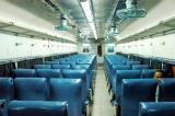CC - Air Con Chair Class - on the Shatabdi Express