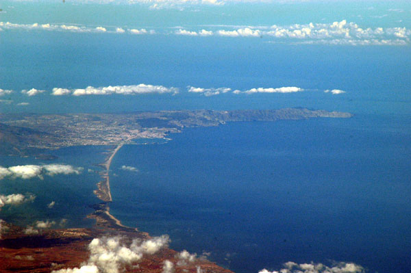 Spanish north African enclave of Melilla
