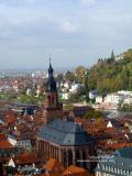 Heiliggeistkirche, View from the Schloss DSC03623.jpg