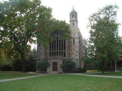 University of Michigan Lawyers Club