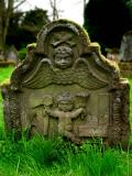 Masonic Grave Stone