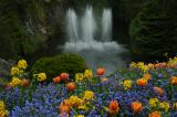 The Famous Butchart Gardens - Victoria B.C.