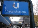 Bahnhof friederichstrasse