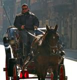 Buggy, Rome
