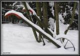 Snowy Plow
