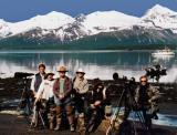 Fuji ProNet Photo Group in Alaska, June 2002
