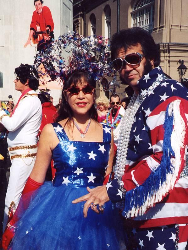 Patrotic Elvis