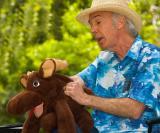 Maynard Moose & Friend