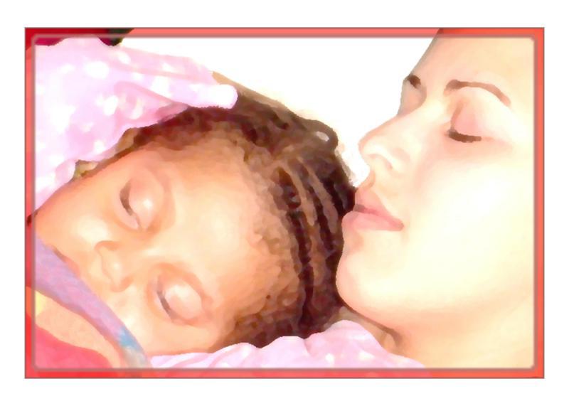 sisters slumber