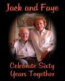 Jack and Faye's 60th Anniversary Bash