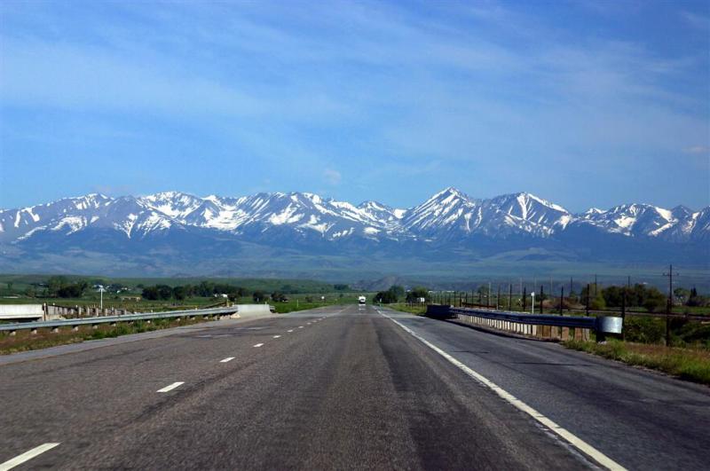 Front Range of the Rockies MT