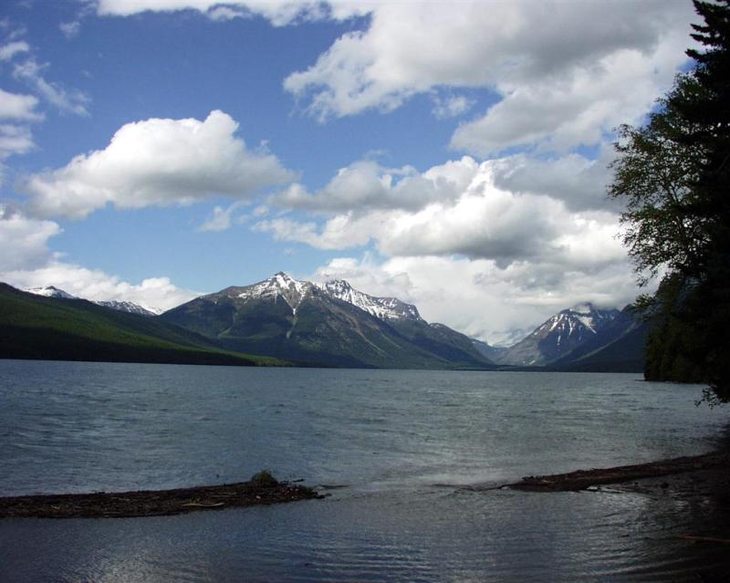 Lake McDonald - Glacier NP