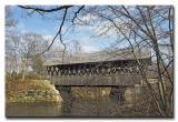 Keniston Covered Bridge  -  No. 15