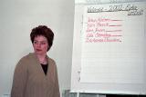 Laila aðalskrivari - Vote writer