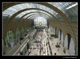 The Musée d' Orsay...