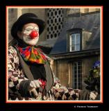 The clown of St Germain