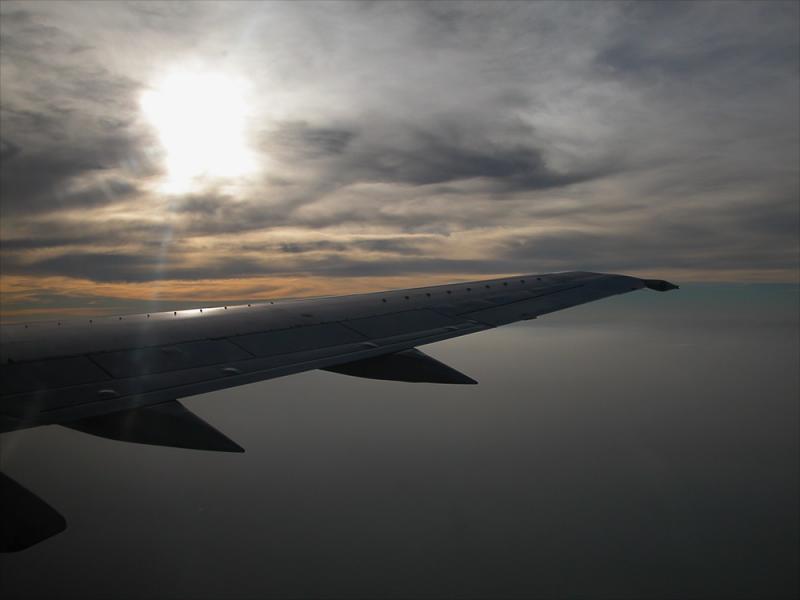 take the flight to......