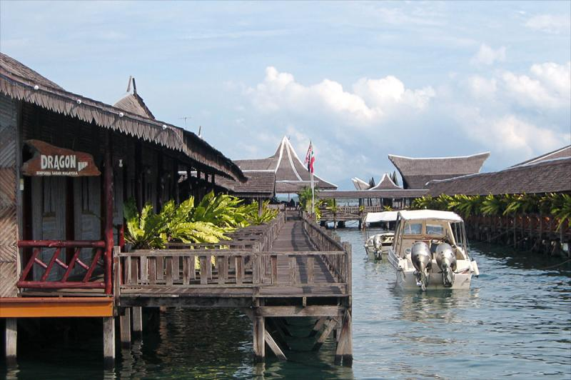 Sampoerna - coastal departure point to........