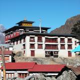 Tengboche Monastry, Nepal. 4100m