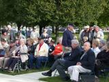 Gypsy group at AF Museum plaque dedication ceremony