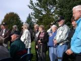 Gypsy Plaque Dedication Ceremony at AF Museun, Dayton