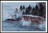 Rugged Lake Superior Coast