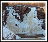Frozen Pigeon Falls
