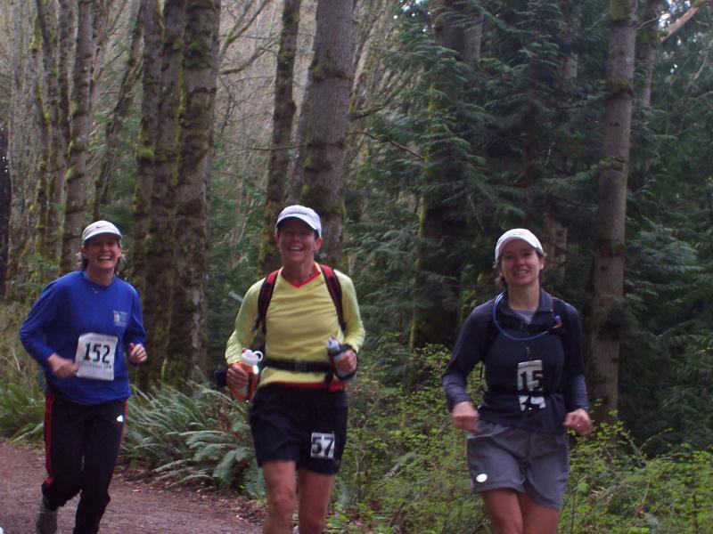 Corinne Kerr, Gwen Scott & Jen Wallace