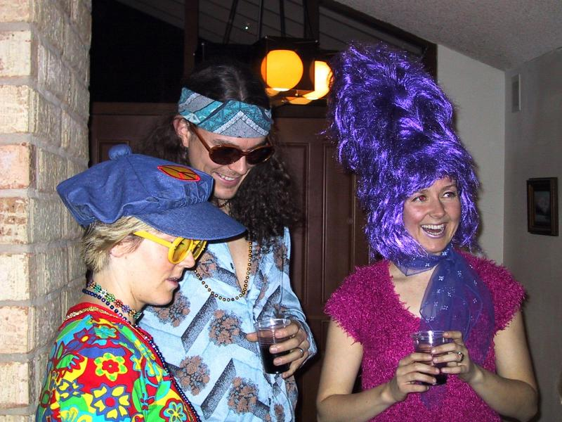 Maria, Scott J & Leah
