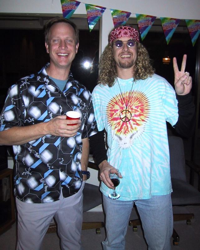Montrail dude, Kurt & Chase
