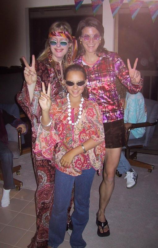Leslie, Brett Ashley & Alysun