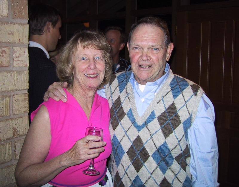 Scotts parents, Pam & Bill