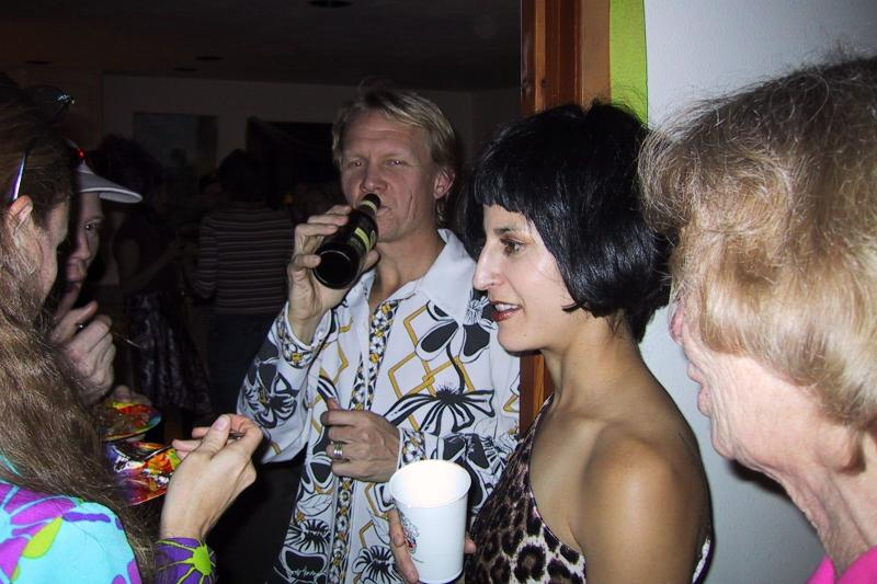 Maureen, Bill, Scott M, Kat & Pam