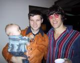 Scott's cousins, Danny & Doug