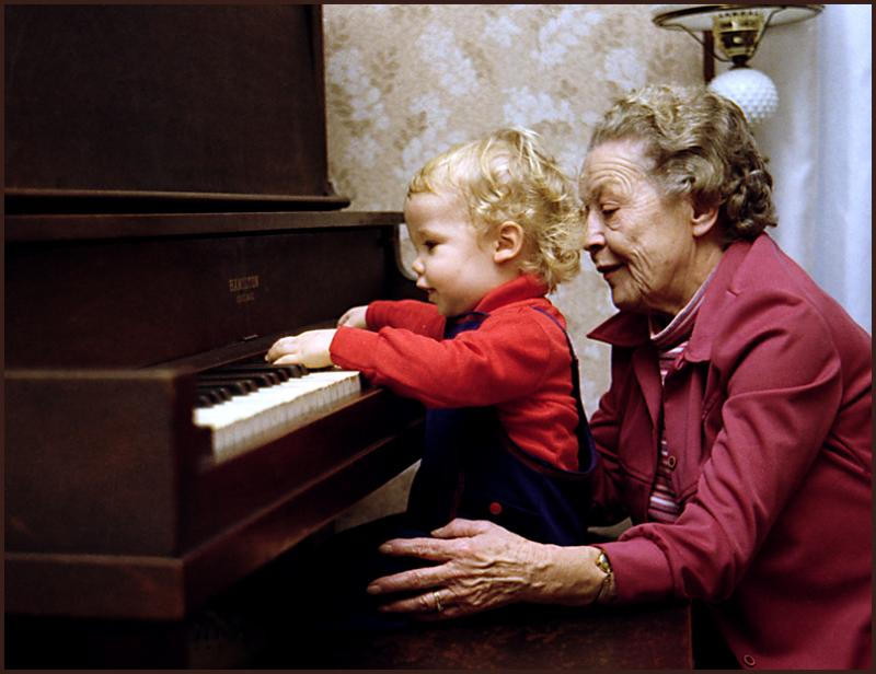 A song for grandma