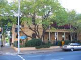 Our hotel in Brisbane.