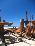 Wreck of the Maheno.