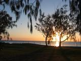 Sunset at Heron Island.