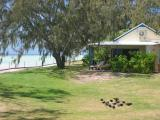 Our suite, Heron Island.