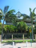Old building on The Strand, Townsville.