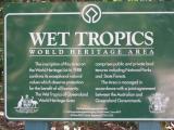 Wet tropics.