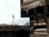 Fort George 1  (Olympus C-2100 Photoshop)