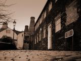 Short Street, Longton, North Staffordshire, England
