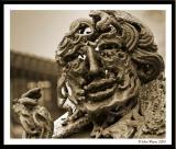 Oscar Wilde Sculpture, Charing Cross, London