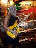 Jennifer (of Jackson/Charvel guitars)