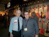 George Fullerton and me