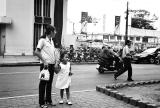 Saigon Mother and Child