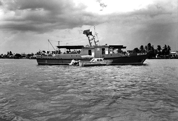 Patrol Boat of Mekong River