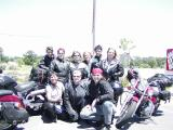Sonoma - Santa Rosa Pride Motorcycle Ride  - June 8, 2002