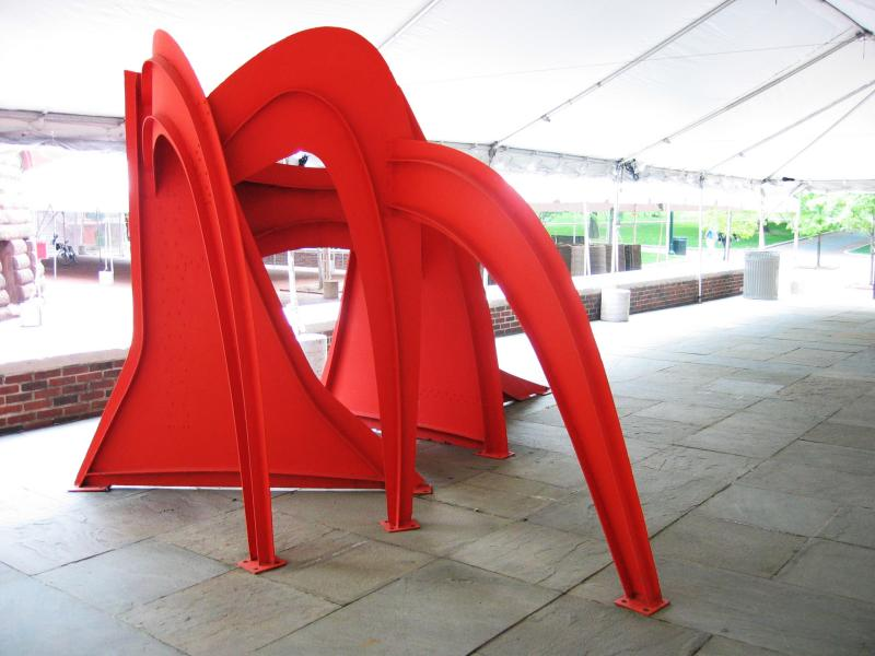 Calder at the Meyerson Bldg<br>7193